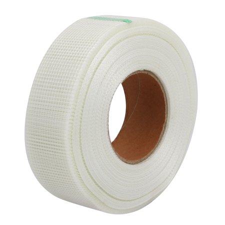 Unique Bargains 50mm Width Self Adhesive Sheetrock Drywall Joint Mesh Tape Wall Repair Fabric