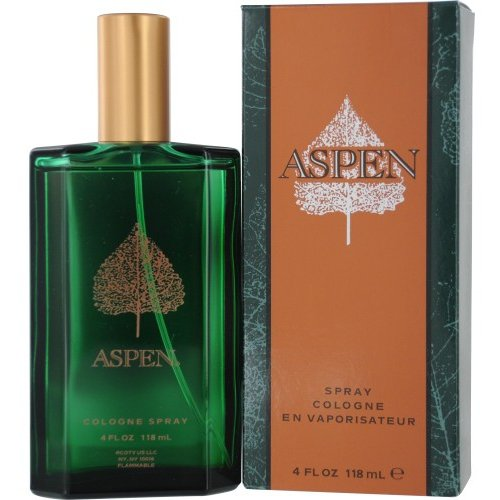 Aspen Men 4.0 Oz Cologne Spray