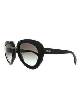 5892664d94f Product Image PRADA Sunglasses PR 28RS 1AB0A7 Black 52MM