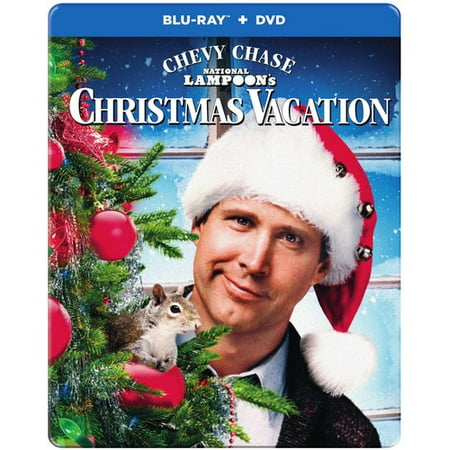 Chevy Chase Christmas Vacation.National Lampoon S Christmas Vacation Blu Ray