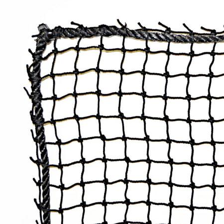 Dynamax Sports High Impact Golf Barrier Net, 10' x 15', Black