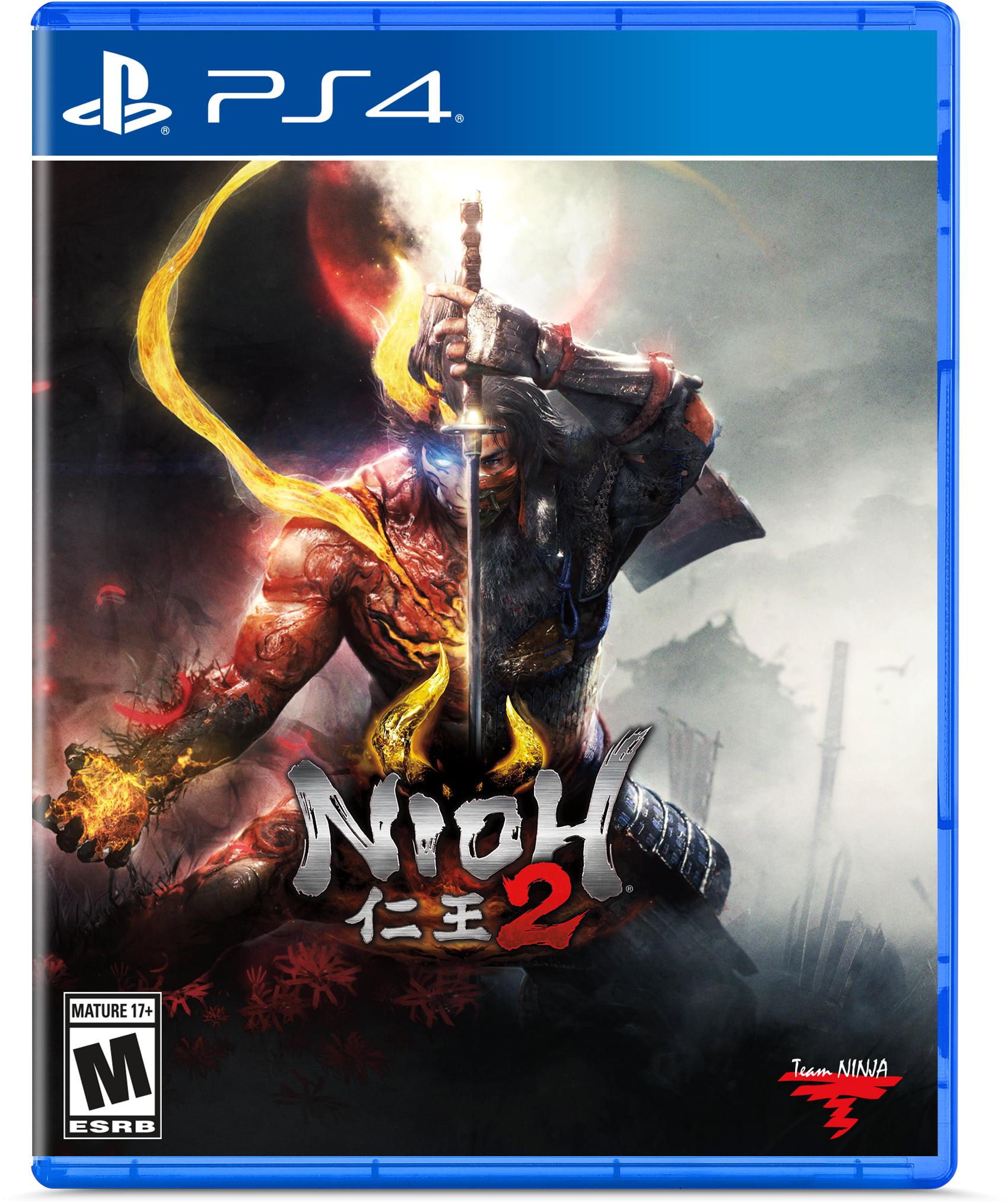 Nioh 2, Sony, Playstation 4, 711719529293