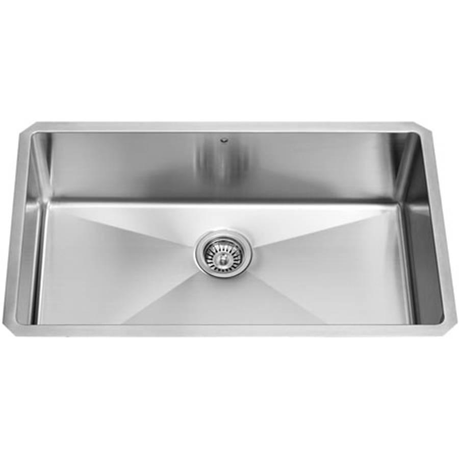 """Vigo 32"""" Undermount Stainless Steel 16-Gauge Kitchen Sink by Generic"""