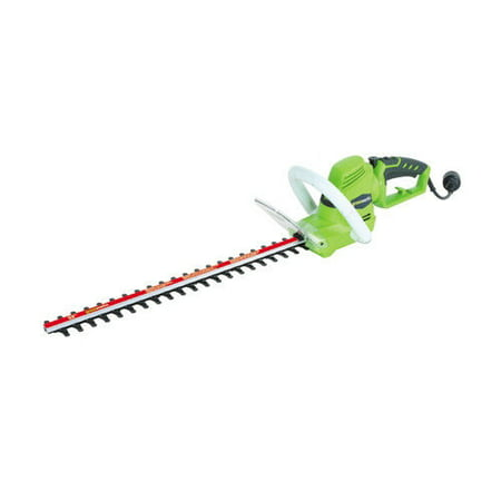 Greenworks 22-Inch 4 Amp Dual-Action Corded Hedge Trimmer