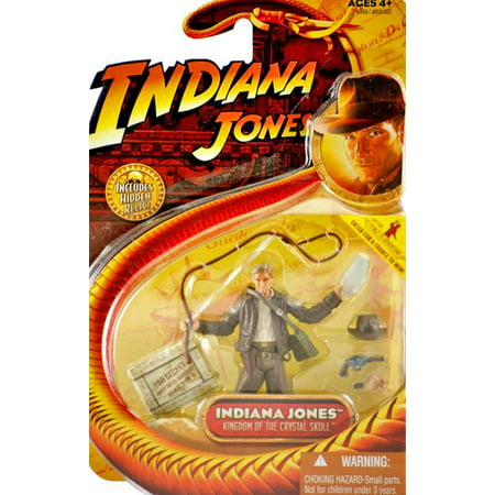 Indiana Jones Kingdom of the Crystal Skull 3-3/4 Inch Scale Action