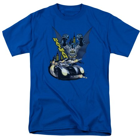 Batman By Air   By Land   S S Adult 18 1   Royal   3X