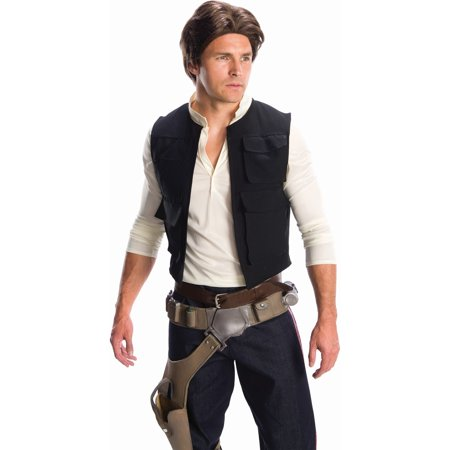 Star Wars Han Solo Adult Wig