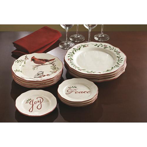 Better Homes&gardens Bhg 12pcs Plate Set - Walmart.com