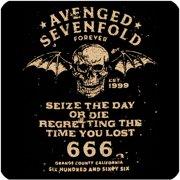 Avenged Sevenfold - Coaster