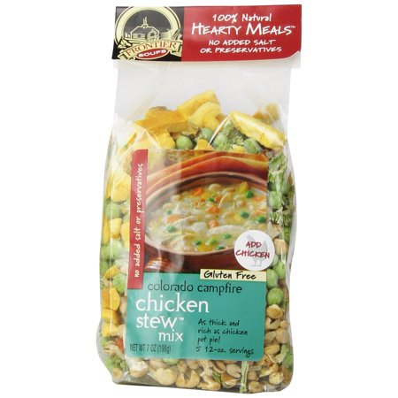 Hearty Soup Mix (Frontier Soups Hearty Meal Soups Colorado Campfire Chicken Stew Mix, 7)