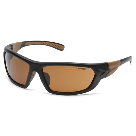 Carhartt Accessories - Carbondale Safety Sunglasses with Sandstone Bronze Lens By Carhartt Ship from US