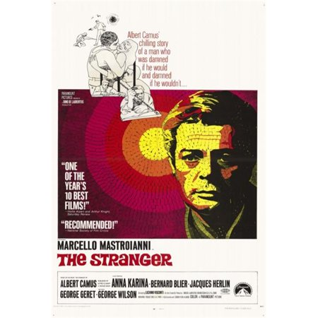 Posterazzi MOVGH4596 The Stranger Movie Poster - 27 x 40 in. - image 1 de 1