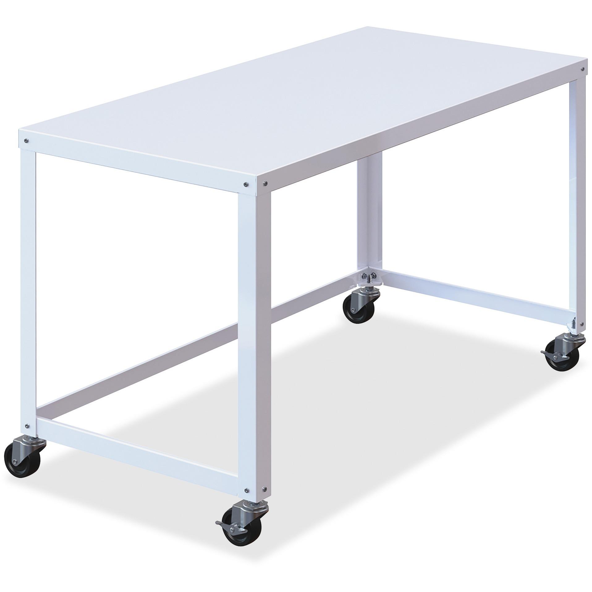 Lorell, LLR34418, Personal Mobile Desk, 1 Each