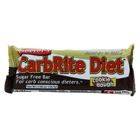 Universal Nutrition Doctors CarbRite Diet Sugar Free Bar, 2 oz ()