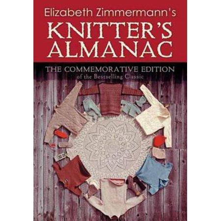 Elizabeth Zimmermann's Knitter's Almanac - eBook