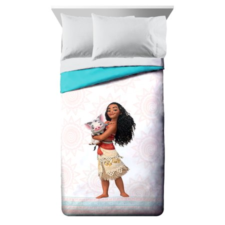 Moana Spring Twin/Full Comforter Set