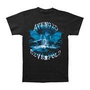 Avenged Sevenfold Men's Organ Donor T-shirt Small Black