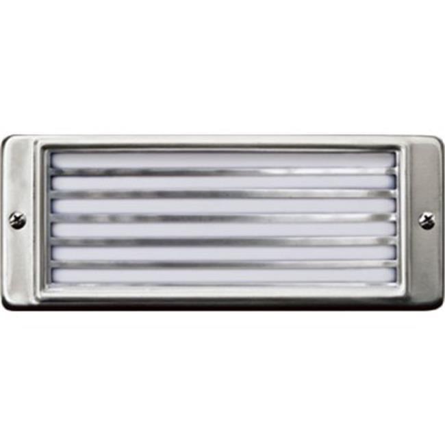 DABMAR Lighting LV601-SS304 2 x 20W JC Louvered Step Ligh...