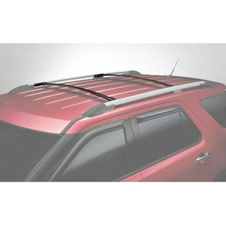 Ford Sport Trac Racks (BrightLines 2011-2015 Ford Explorer Cross Bar Roof Rack)
