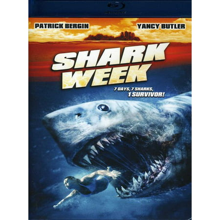 Syfy Shark Movies (Shark Week (Blu-ray))