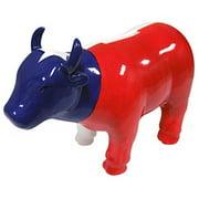 "Jenkins Texas ""steer"" Piggy Bank W/flag (pack Of 36)"