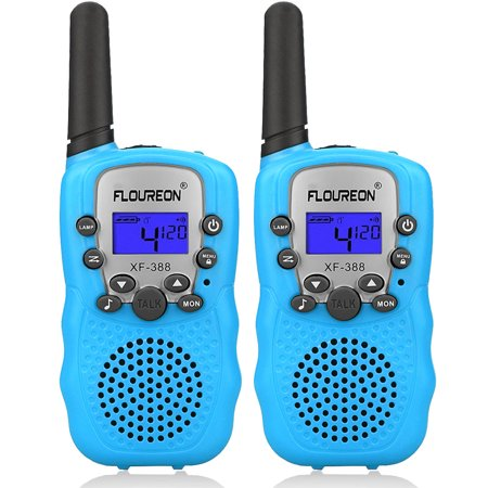 Baofeng Up to 5 Miles Walkie Talkies for Kids 22 Channels FRS/GMRS 2