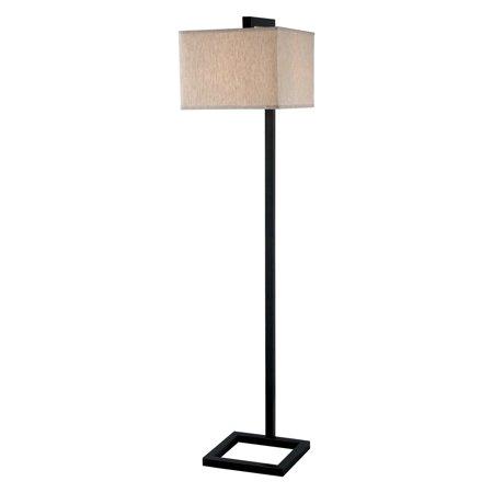 Kenroy home 4 square floor lamp 21080 walmart kenroy home 4 square floor lamp 21080 aloadofball Image collections