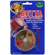 Zoo Med Betta Dial-A-Treat Betta Fish Treats, .12 Oz