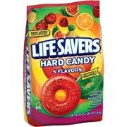 Life Savers, 5 Flavors Hard Candy, 41 Oz