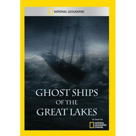 National Geographic: Ghost Ships of the Great Lakes (DVD)
