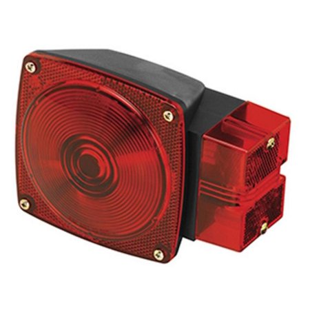 Cequent 2823294 7-Function #80 Series Over 80in. Tail Lights - Right/Curbside