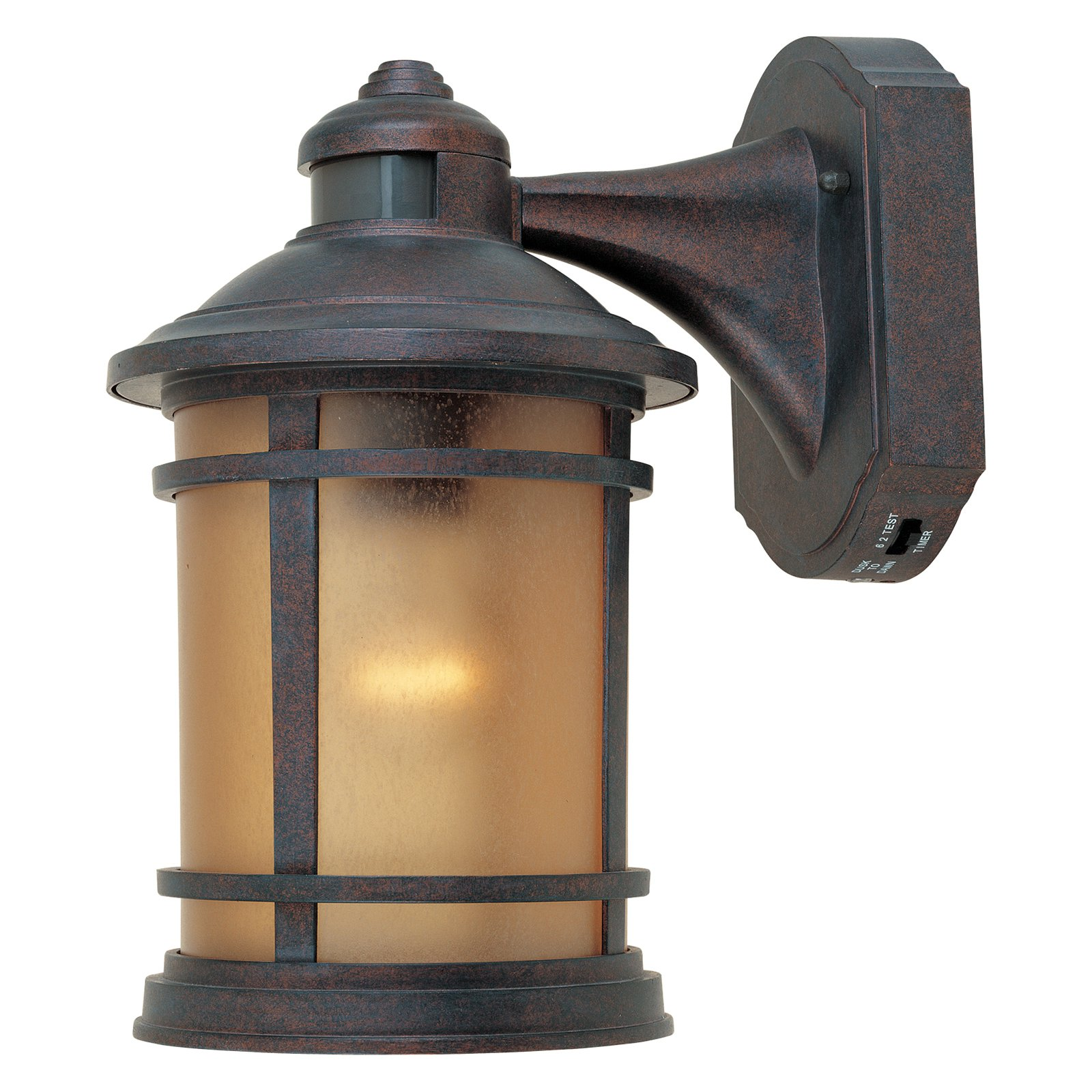 Designers Fountain Outdoor 2371MD Sedona Motion Detector Wall Lantern