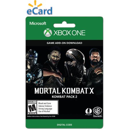 Kombat Pack 2 Add-on (Xbox One) (Email Delivery)