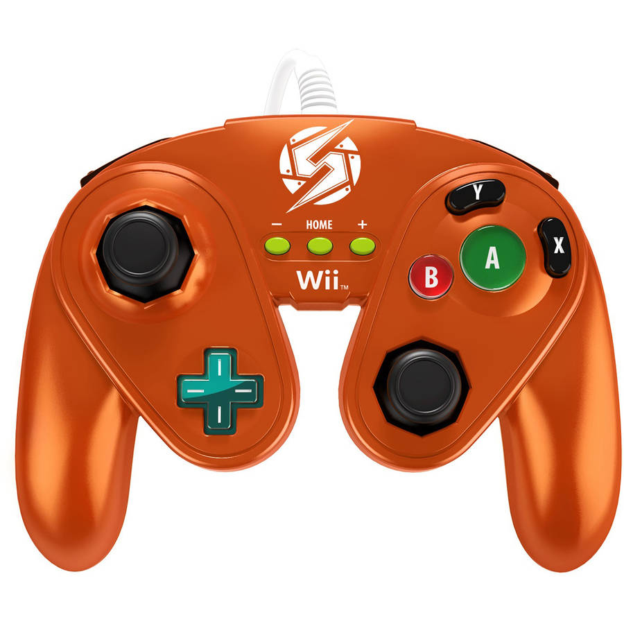 PDP Wired Fight Pad for Wii U, Samus