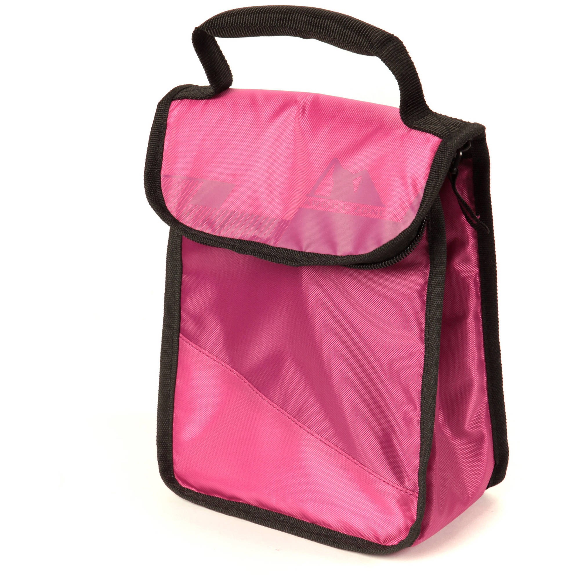 Arctic Zone Pink Hi Top Munch Sack Lunch Bag, 1 Each