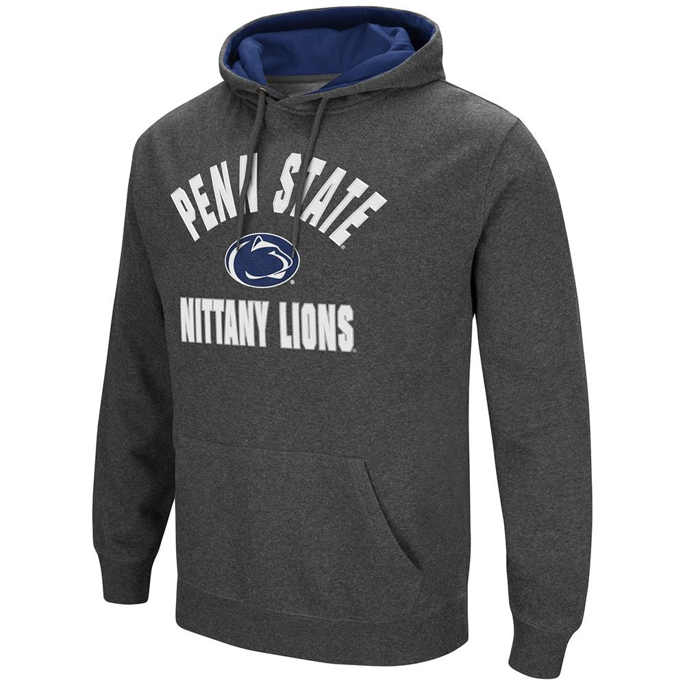 Mens NCAA Penn State Nittany Lions Pull-over Hoodie by Colosseum