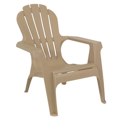 Mainstays Adirondack Chair, Dune
