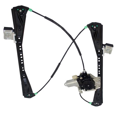 Drivers Front Power Window Lift Regulator with Motor Assembly Replacement for Lincoln LS Jaguar S Type (Jaguar S Type Climate Control Module Removal)
