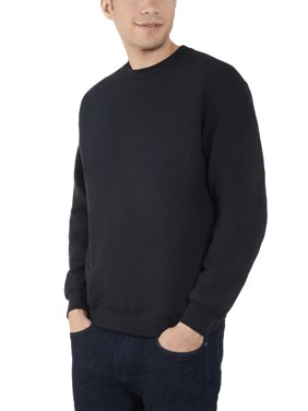 Fruit of the Loom Big Men's EverSoft Fleece Crew Sweatshirt
