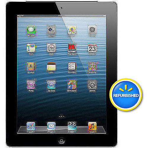 Apple iPad with Retina display 64GB Wi-Fi + AT&T Refurbished