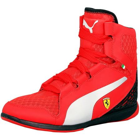 puma ferrari shoes high top