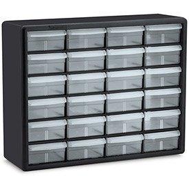 Akro-Mils 10124 24 Drawer Plastic Parts Storage Hardware and Craft Cabinet 20-  sc 1 st  Walmart & Akro-Mils 10124 24 Drawer Plastic Parts Storage Hardware and Craft ...