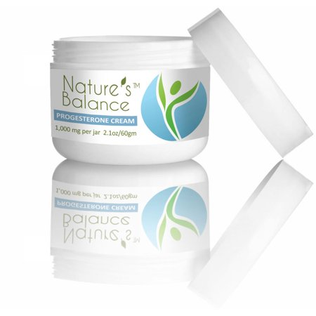 Balancing Day Cream (Nature's Balance Bio-identical Progesterone Cream. Fragrance Free.)