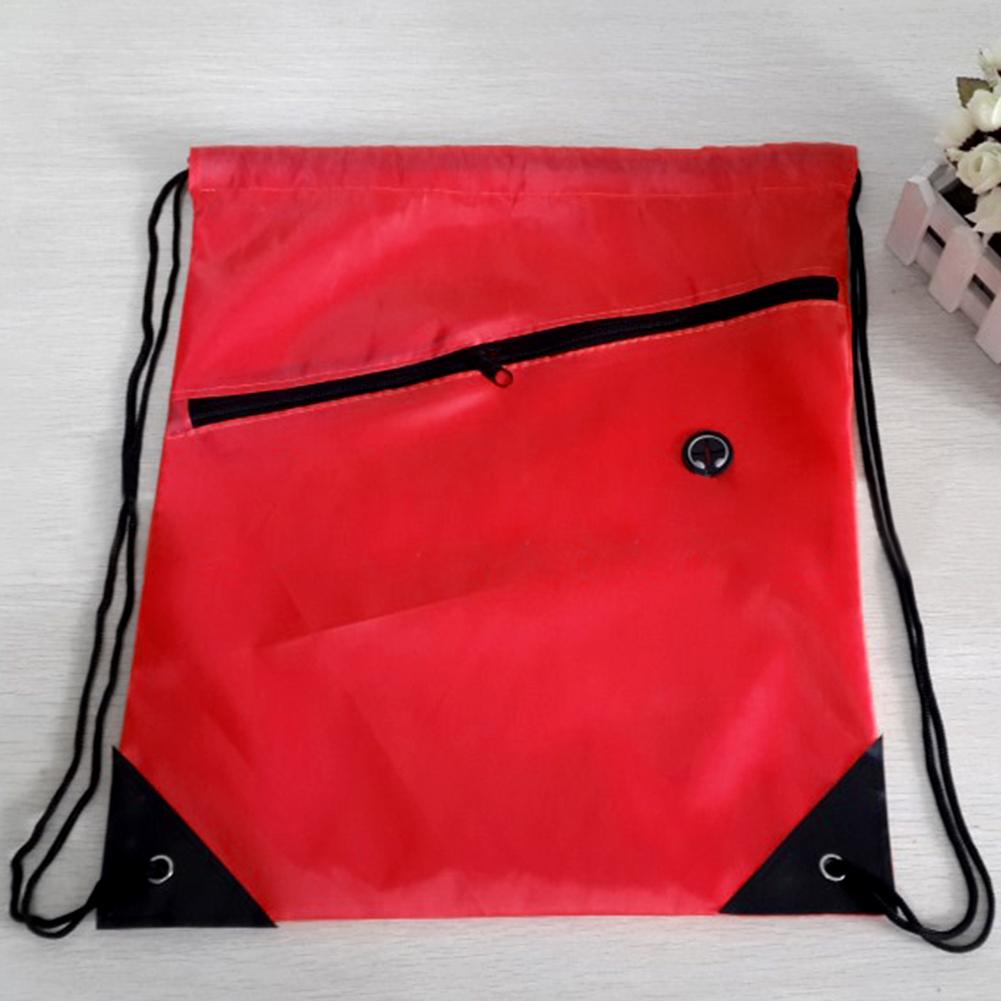 0e57bdec1949 Pool Drawstring Beach Bag Sport Gym PE Shoe Waterproof Backpack Duffle Sack  Bags - Walmart.com