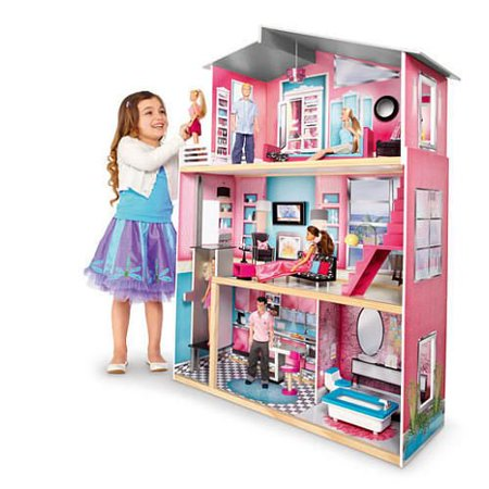 Imaginarium Modern Luxury Dollhouse Walmart Com