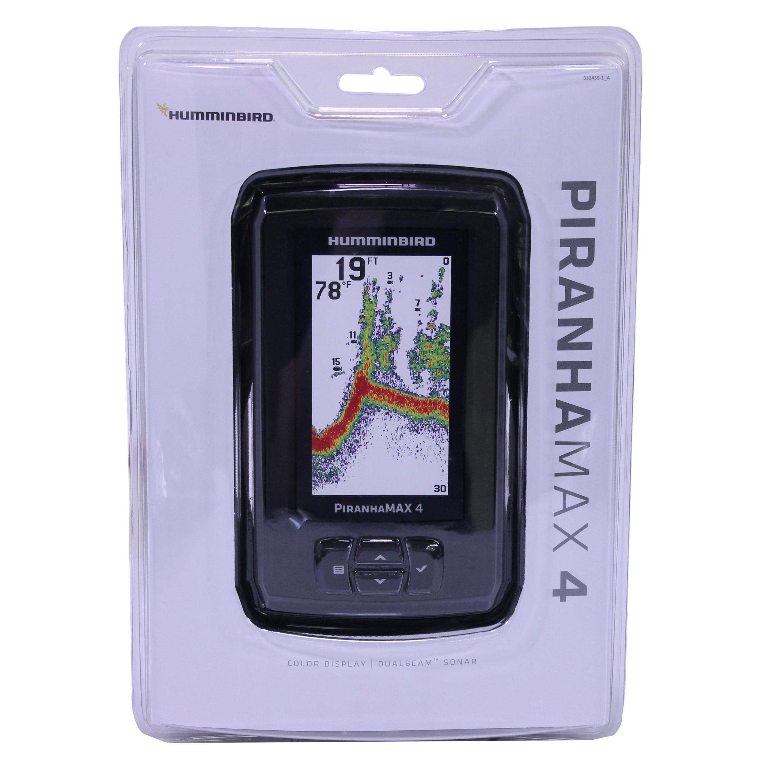 Humminbird Piranhamax 4