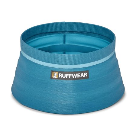 - - Bivy Bowl, Blue Spring, MADE FOR ADVENTURE: This ultra-light bowl weighs only 2.96 ounces (84 grams) and is designed to collapse, making it highly.., By RUFFWEAR
