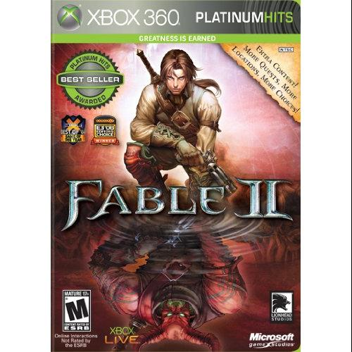 Microsoft Fable Ii Role Playing Game - Complete Product - Standard - 1 User - Retail - Xbox 360 (9cs00088)