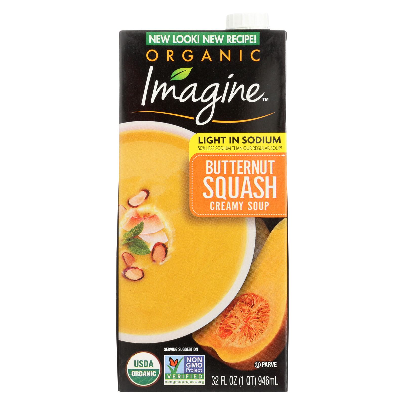 IMAGINE SOUP LS BTTRNT SQUASH