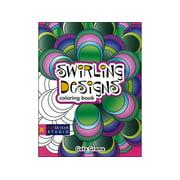 FunStitch Studio Swirling Designs Coloring Bk